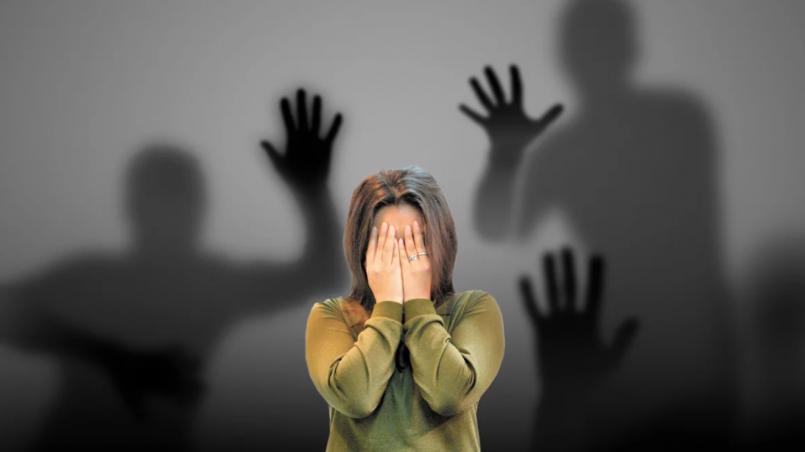 Что делает страх? Фильм ужасов собственного производства