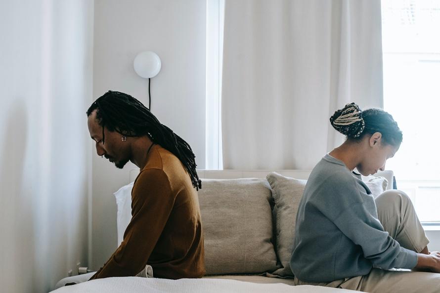 Налаживание отношений с мужем после измены