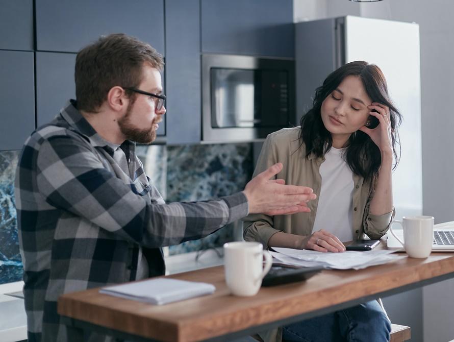 Причины плохих отношений с мужем